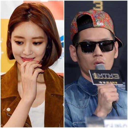 Go Jun Hee denies dating rumors with Master Wu Netizen Buzz