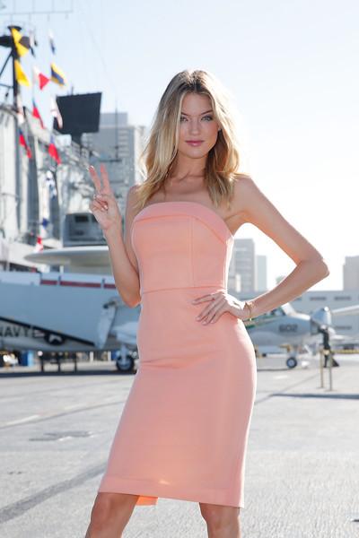 10 Model Wanita Amerika Tercantik Saat Ini