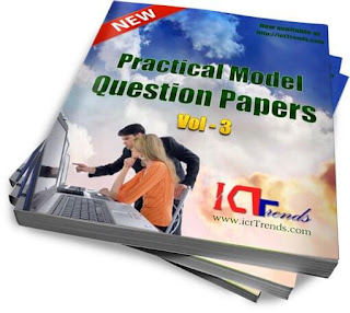 Practical Model Question Vol 3 for Computer Operator