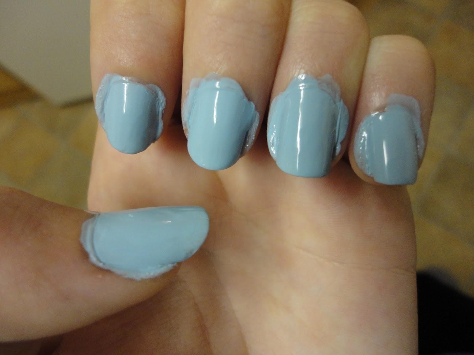 Nail Art: Pastel dot nails!
