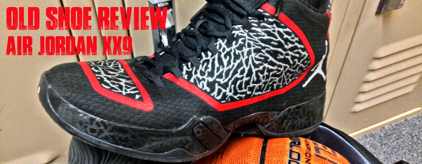 Old Shoe Review: Improving (slightly) on the Air Jordan XX9