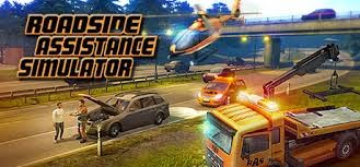 Roadside Assistance Simulator PC Game Free Download