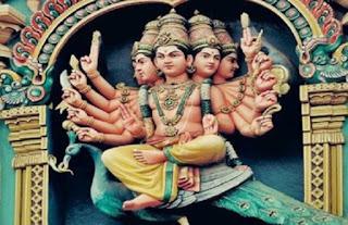 कार्तिकेय के जन्म की कथा। Birth Story of Kartikey in hindi.