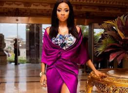 Toke Makinwa with Cobhams find new talent in music