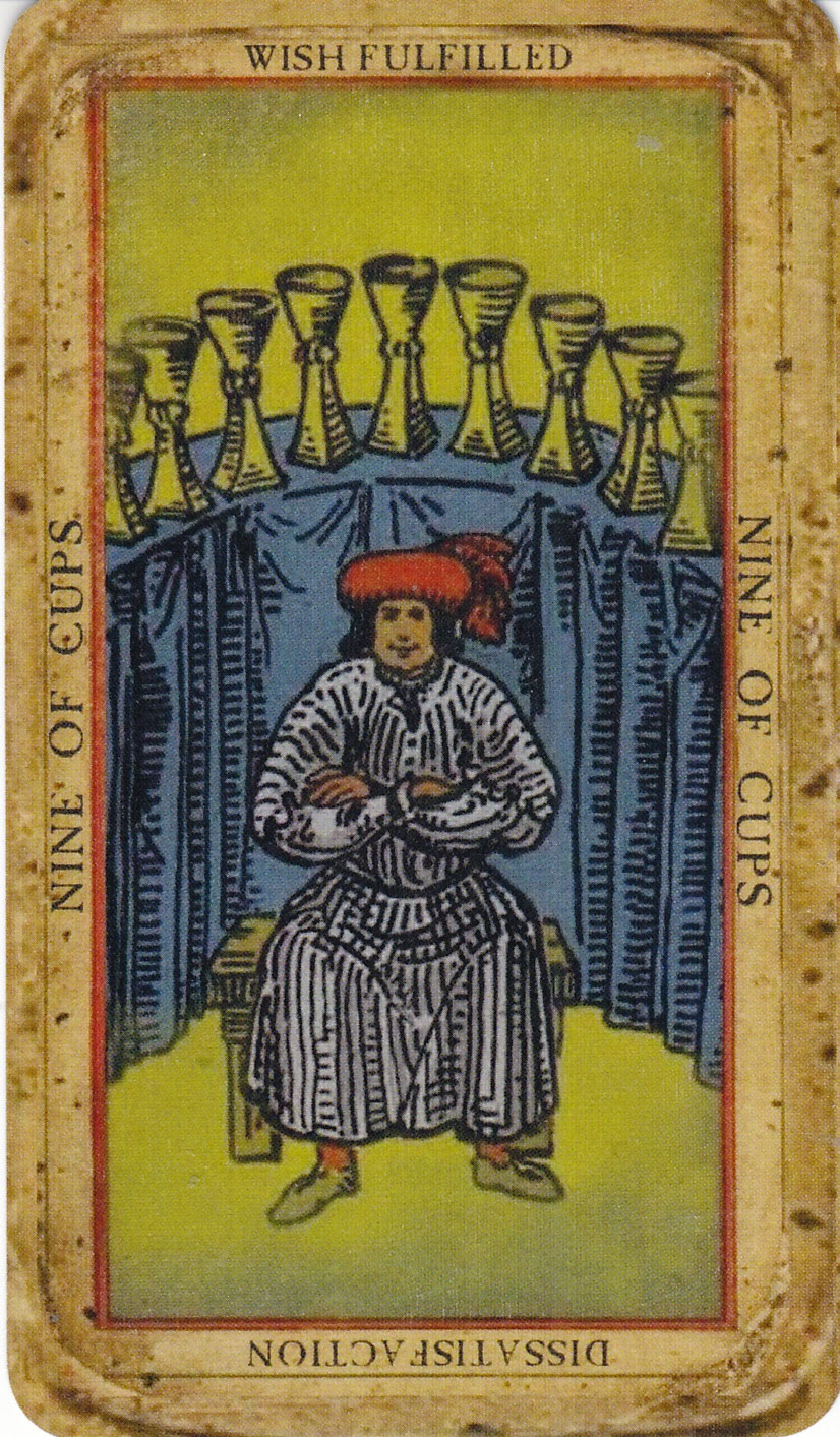 Rowan Tarot December 2012: Rowan Tarot: Week Ahead