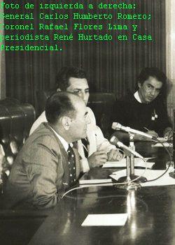 General Carlos Humberto Romero: El último dictador