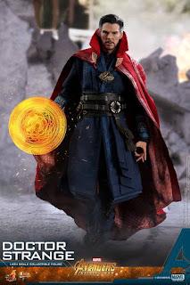 """Figuras: Galería de imágenes de Doctor Strange de """"Avengers: Infinity War"""" - Hot Toys"""