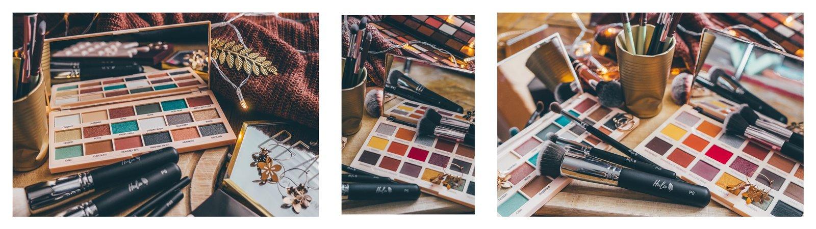 6a 1 makeup revolution chocolate recenzja opinia cena cienie tanie i dobre jakie pędzle do makijażu dla osób uczących się jak nauczyć się makijażu drogeria pigment kody promocje rabaty opinie kraków blog beauty uroda