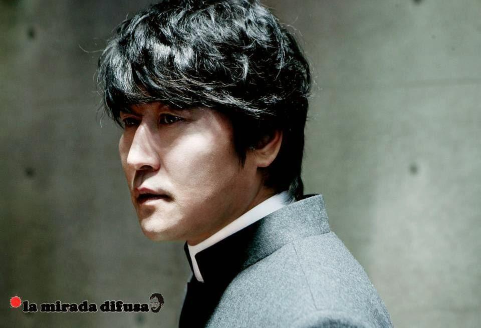 FILMOGRAFILIAS: SIMPATHY FOR  MR. SONG KANG-HO