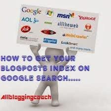 index-your-blog-posts