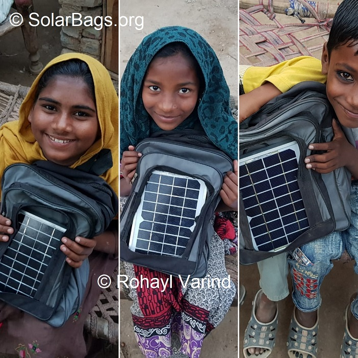 Our Solar Bags