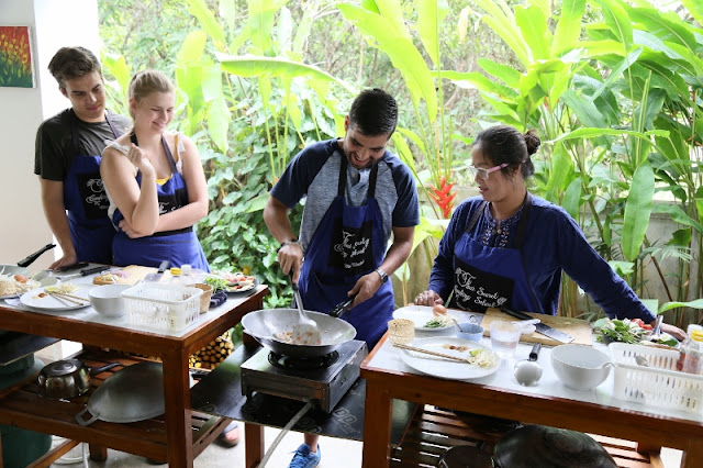 Thai Secret Cooking Class November 26-2017
