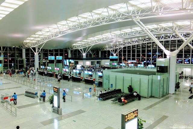 ノイバイ空港国際線ターミナル Noibai Airport International Terminal