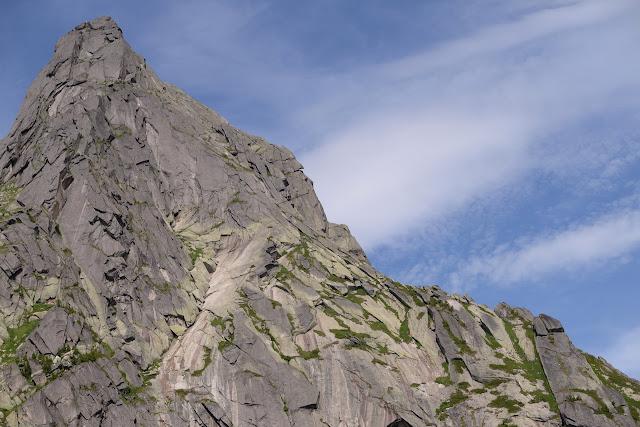 Природный парк Ергаки расположен в центре континента, что накладывает отпечаток на его природу: континентальность климата, господство бореальной растительности, характерные черты флоры и фауны. Большое влияние оказывает и фактор рельефа. Парк расположен в пределах Западного Саяна, причём за счёт своей протяжённости охватывает различные высотные горные пояса. Протяжённость с севера на юг составляет 75 км, а по долготе — около 100 км. Это существенно увеличивает разнообразие природных условий и, как следствие, разнообразие живой природы: видов растений, животных и грибов. При этом северная половина парка находится на северном макросклоне горной системы и получает максимальное количество осадков, в то время, как южная часть ООПТ находится в дождевой тени. За счёт высокой влажности климат северных районов парка более мягкий, слабо континентальный, в то время как на юге континентальность резко возрастает.