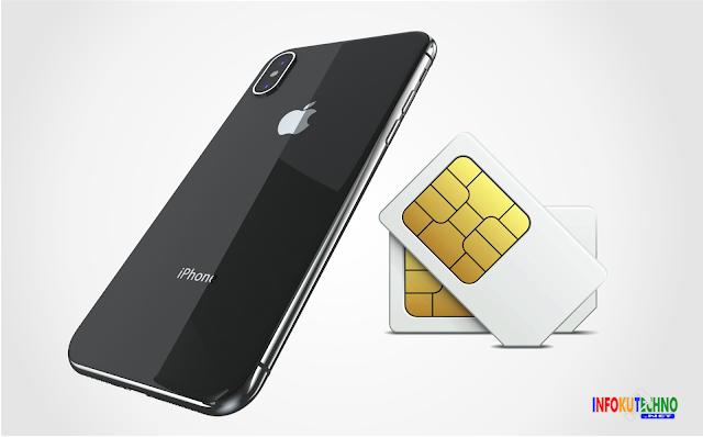 Apple iPhone dengan fitur Dual SIM bakal dirilis tahun 2018?