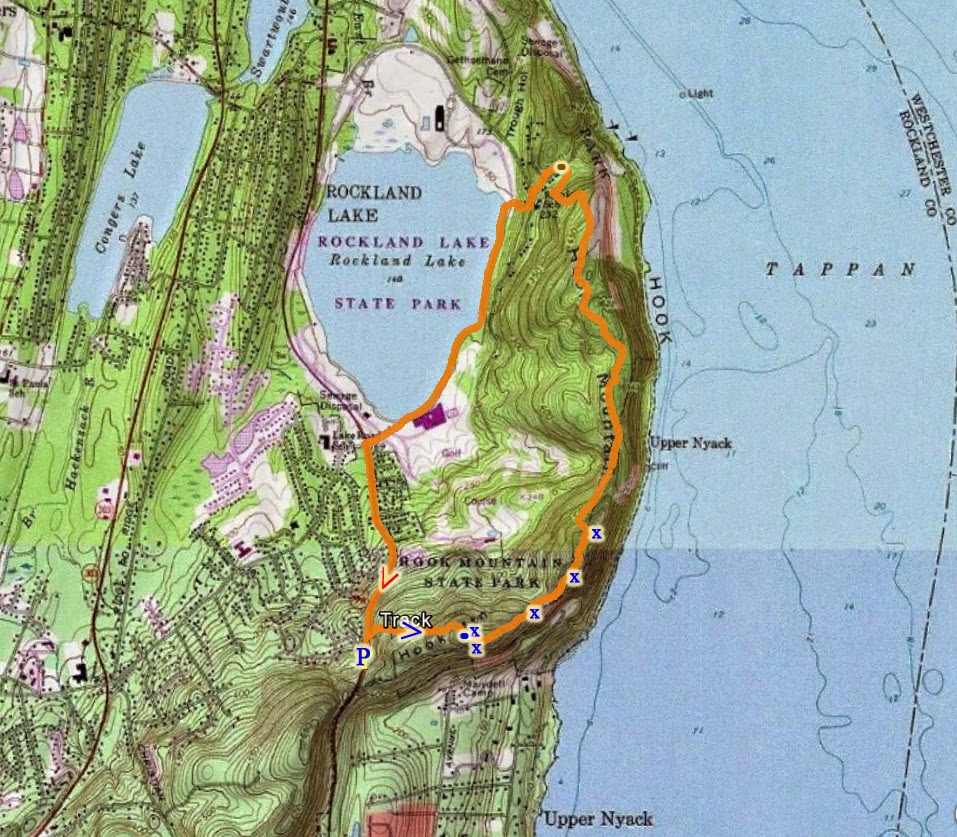 Nyack Beach State Park Trail Map The Best Beaches In World