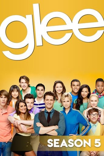 Glee Temporada 5 audio latino