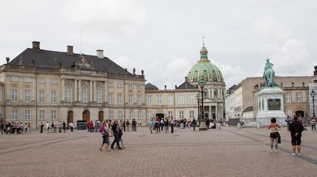 Frederiks kirke-Copenhagen