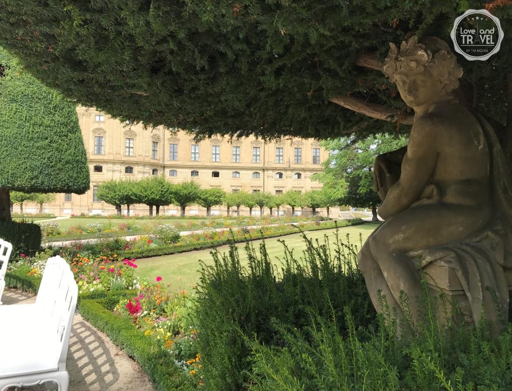 Cidades da Rota Romântica da Alemanha Würzburg