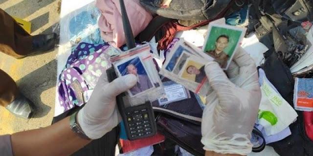 Jika Dikenali, Korban Jatuhnya Pesawat Lion Air Langsung Diserahkan Kepada Keluarga