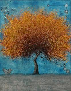 pinturas-paisajes-arbustos