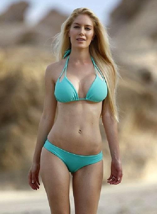 Heidi Montag Bikini Mexico 102