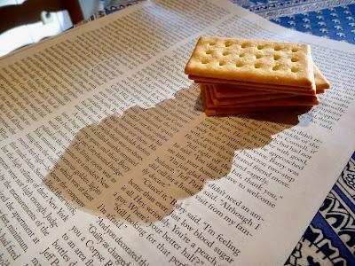 crackers new yorker magazine