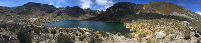 High Lake - Cajas