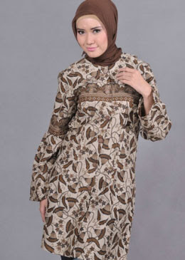Nah Itulah Beberapa Koleksi Model Baju Batik Wanita Terbaru Yang