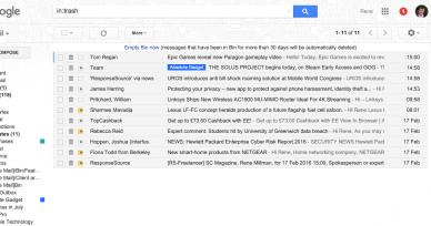 Cara Memulihkan Email Yang Terhapus Ditempat Sampah Di Gmail Ninna Wiends