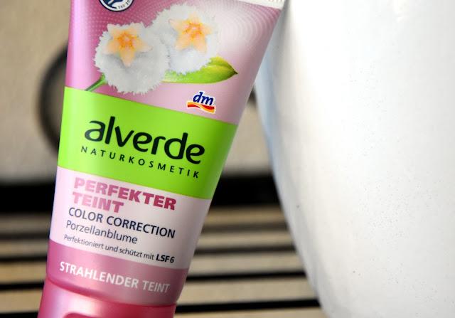 Review Alverde Color Correction