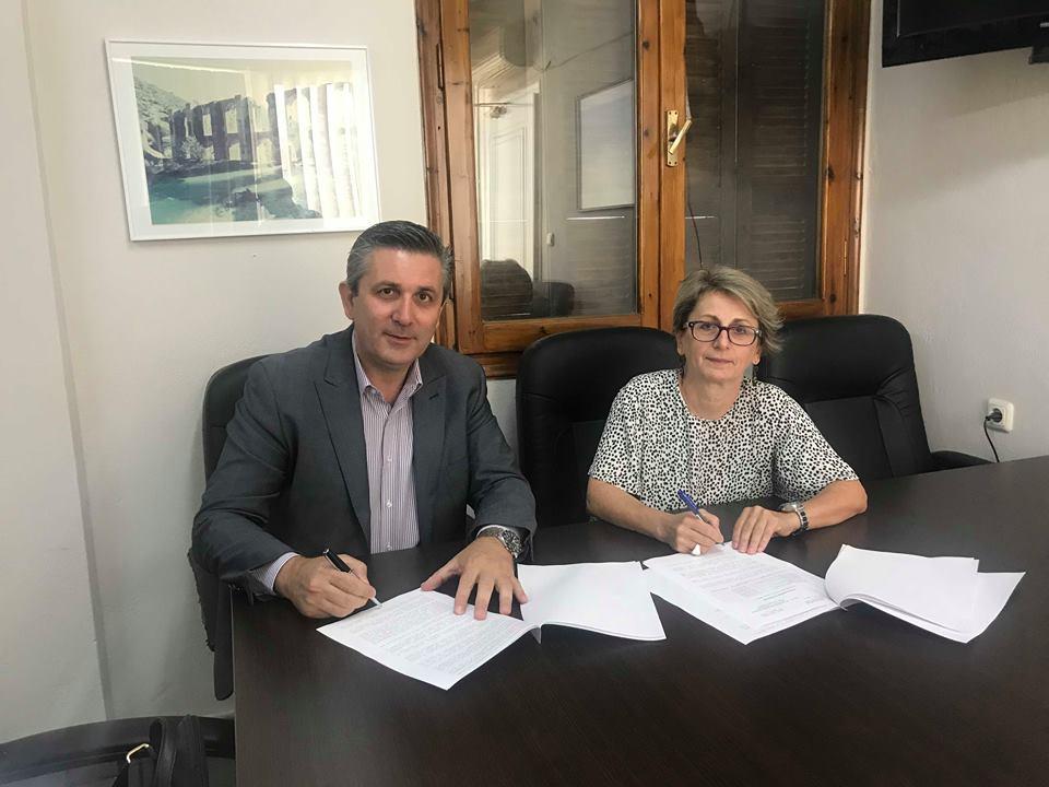 Υπεγράφη η σύμβαση για την αντικατάσταση του δικτύου ύδρευσης στους Χαλκιάδες Φιλοθέης Άρτας