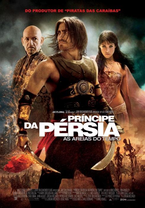 Príncipe da Pérsia: As Areias do Tempo - Dublado