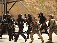 AS Resmikan Pusat Pelatihan Polisi Anti-Teror di Yordania