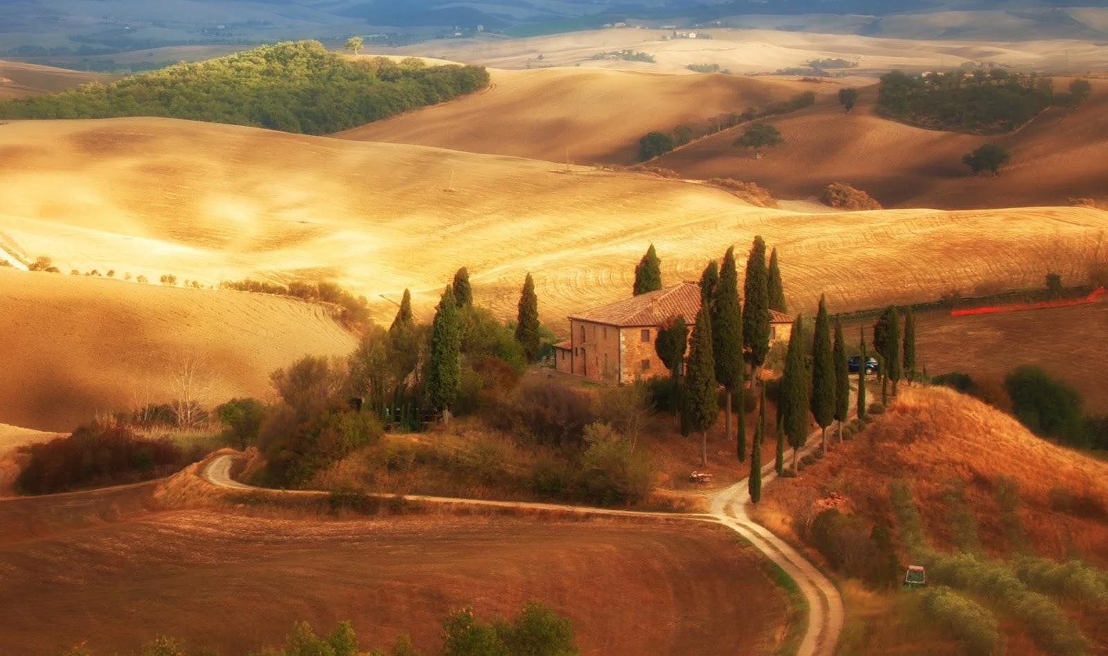 Tuscany ( Toscana ). A voyage to Tuscany, Italy, Europe ...