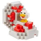 Minecraft Chicken Spawn Eggs Figure