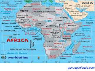 Apakah Ada 11 Negara Di Afrika