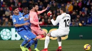 موعد مباراة برشلونة وخيتافي السبت 28-09-2019 الدوري الاسباني