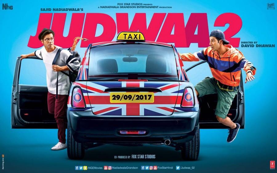Varun Dhawan's Judwaa 2 First Look Poster