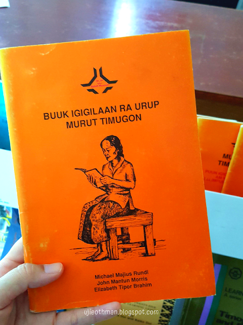 buku murut