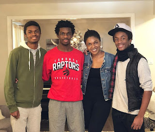 """Being A Mom Is Everything"" – Omoni Oboli Shares Adorable Photo With Her Sons"