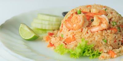 Resep Untuk Membuat Nasi Goreng Udang Lezat dan Nikmat