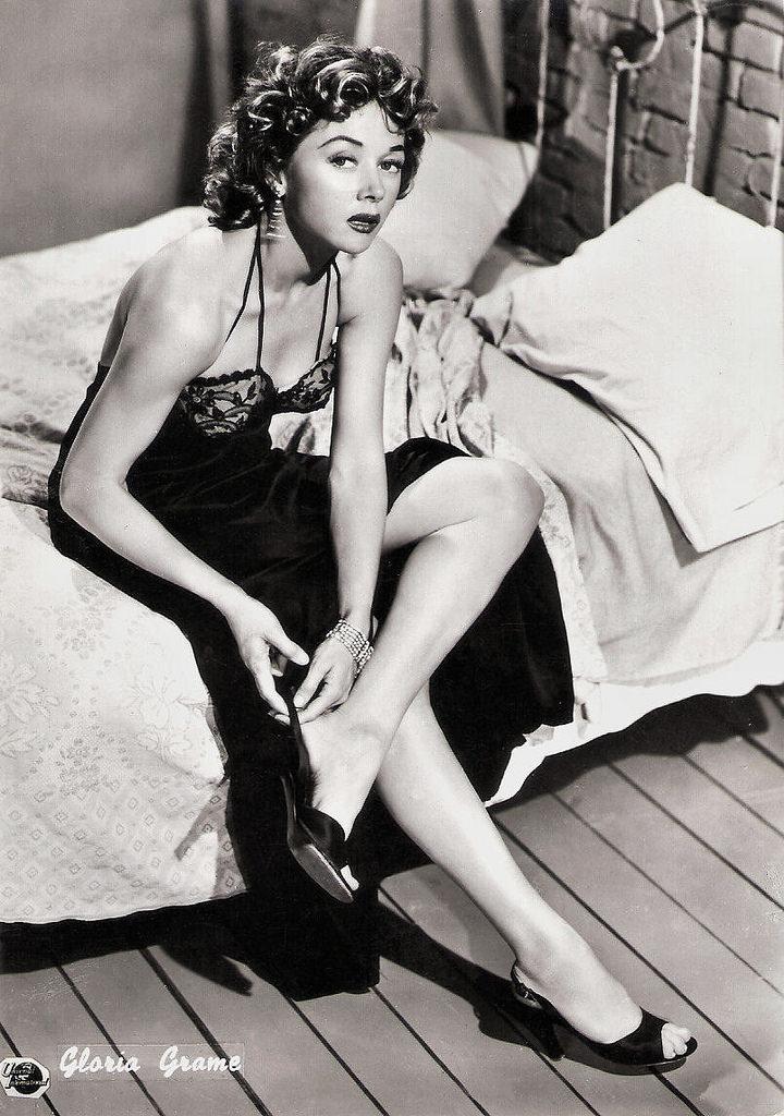 Gloria Grahame in Naked Alibi (Jerry Hopper, 1954) | Flickr