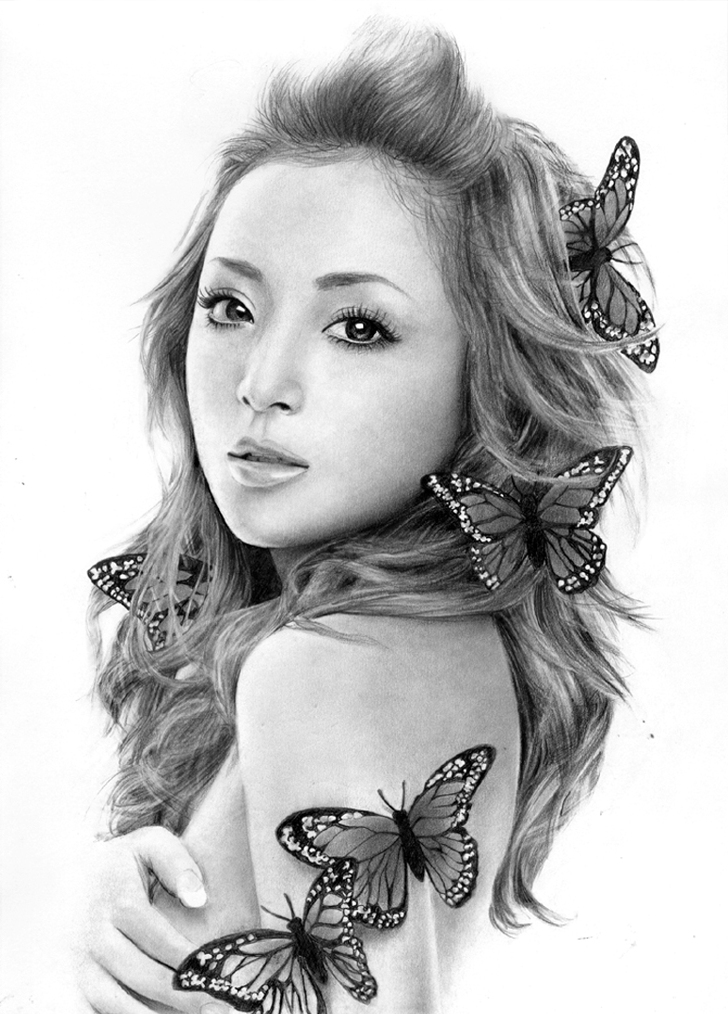 Some Of The Best Pencil Drawings  Designers Crowd-5323