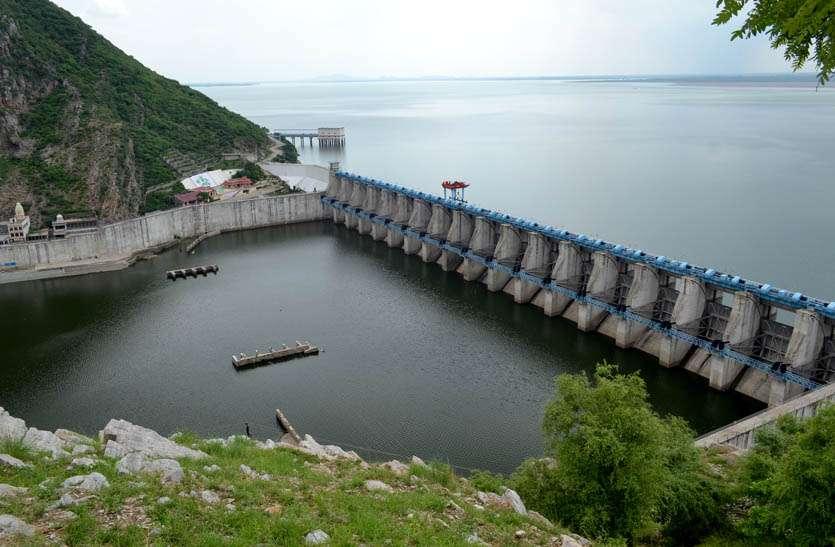Bisalpur Dam in Tonk Rajasthan