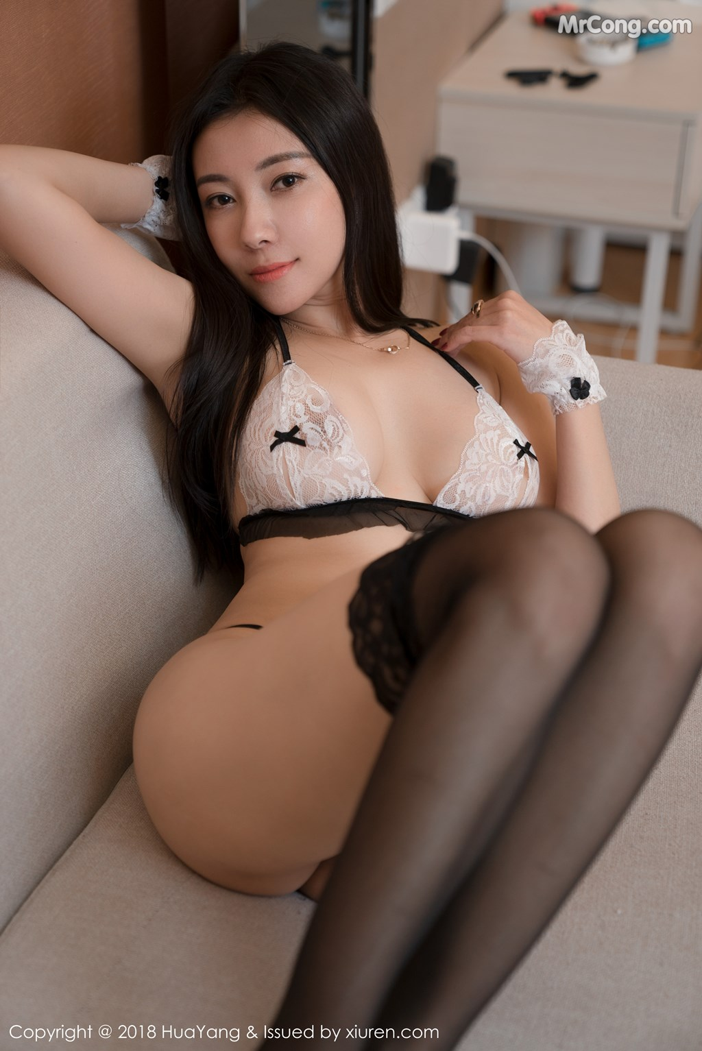 Image HuaYang-2018-01-26-Vol.028-Victoria-Guo-Er-MrCong.com-035 in post HuaYang 2018-01-26 Vol.028: Người mẫu Victoria (果儿) (41 ảnh)