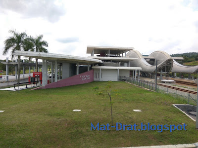 Parking Murah di Park n Ride Salak Tinggi ERL Station