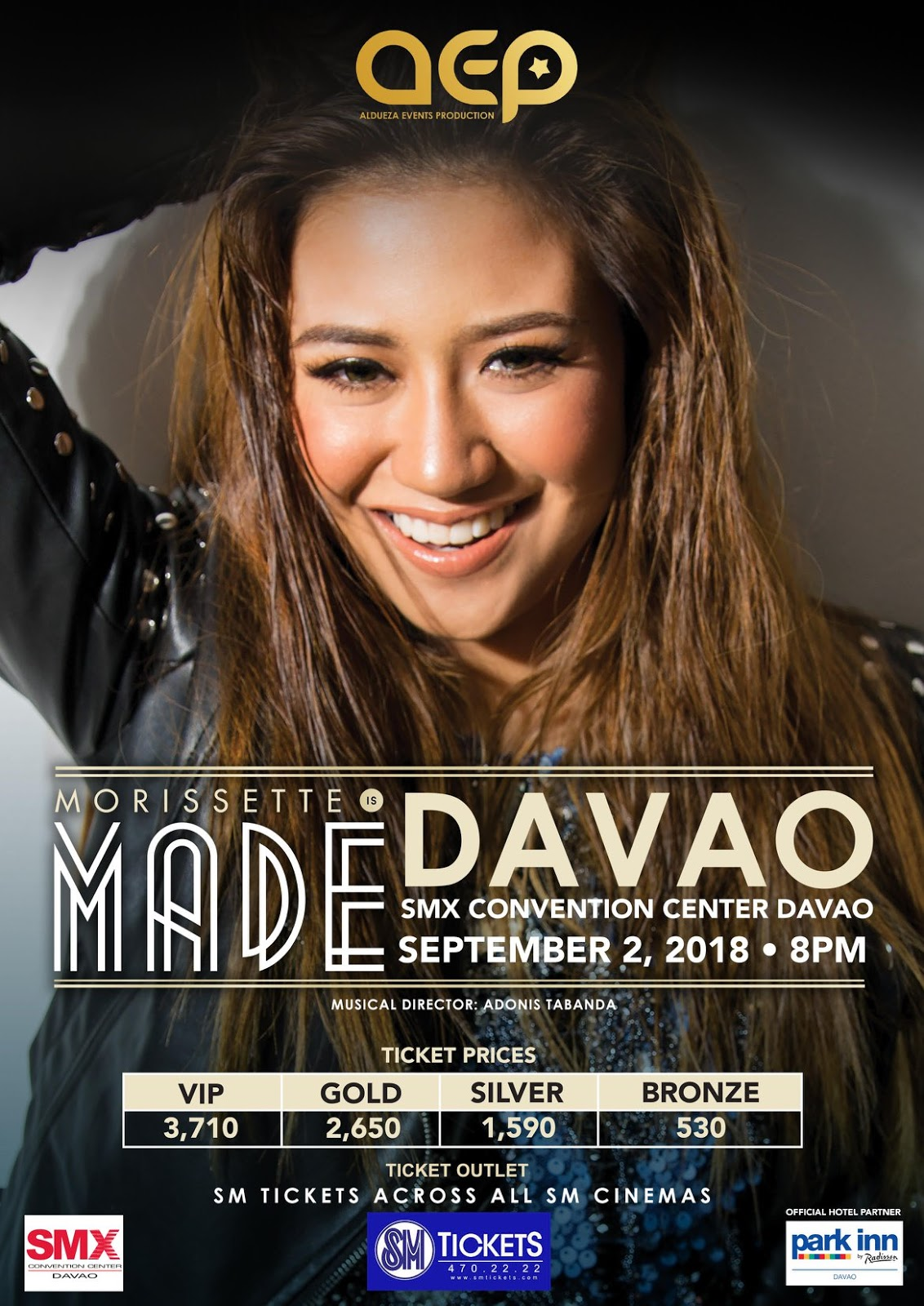 Morissette is MADE - Davao
