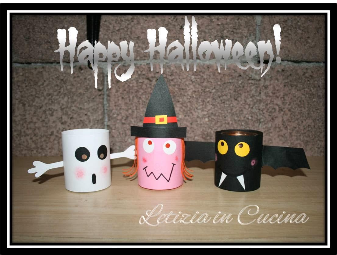 Letizia in cucina decorazioni per halloween for Decorazioni in cucina