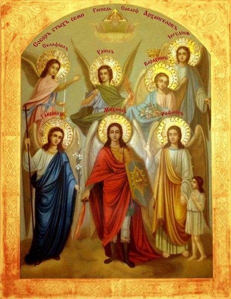 I nomi dei Sette Arcangeli, i loro compiti e il loro significato